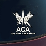ACA Cut-Out Window Decal